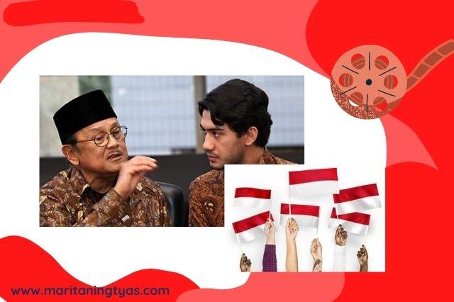 Pak Habibie dan Reza Rahadian