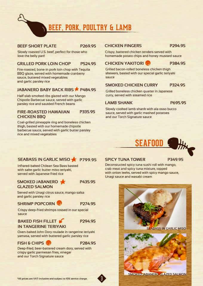 Seafood Restaurants Around Me
