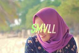 SMVLL - Adek Berjilbab Ungu