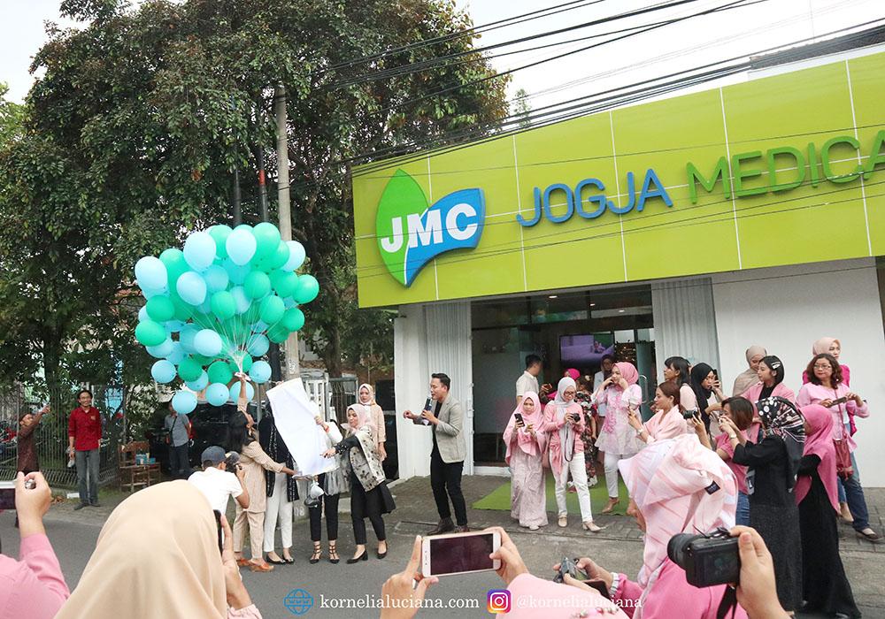Soft Opening Jogja Medical Center Z Glow Clinic Kornelia Luciana