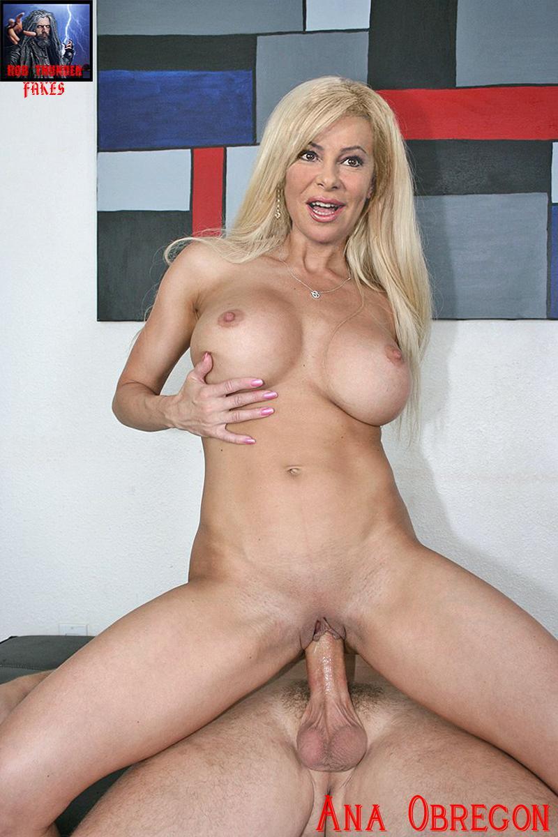 Ana Margade Porno todo fakes ana obregon gallery-7700 | my hotz pic