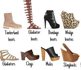 df305a9e64 Dúvidas e Curiosidades - Butique de Sapatos