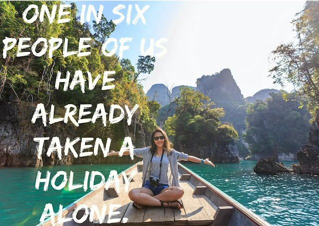 25 Amazing solo travel Facts and Stats with pictures
