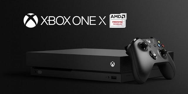 تقنية FreeSync 2 من شركة AMD قادمة لجهاز Xbox One X إبتداء من الأسبوع المقبل ...