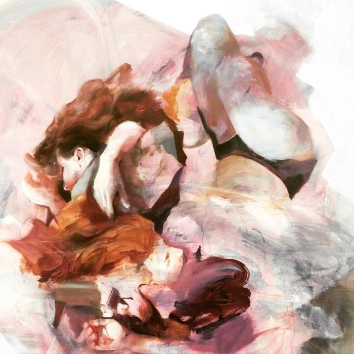 Смутные образы в смутном пространстве. Nikolas Antoniou