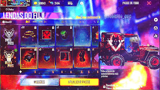 How to purchase elite pass season 35  in free fire