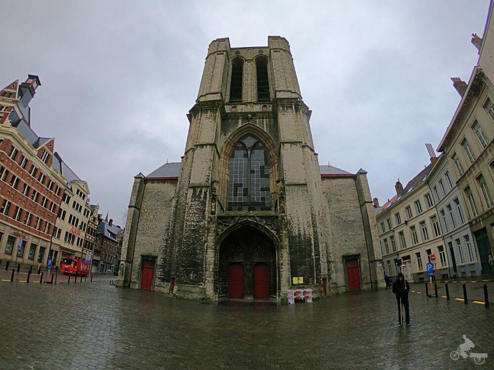 Iglesia de San Miguel gante