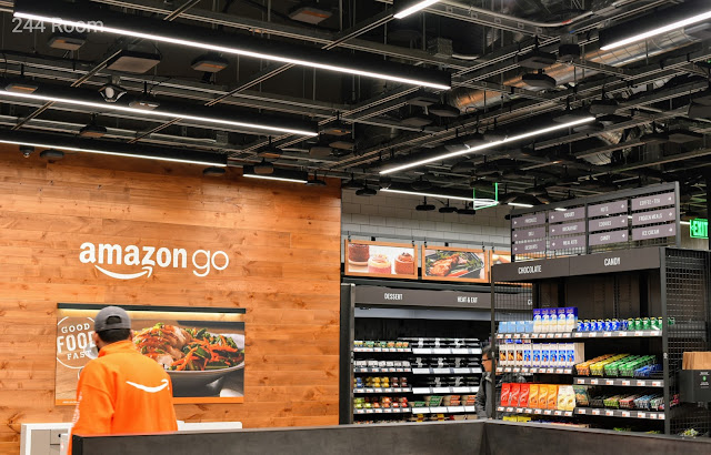 Amazon Go SF