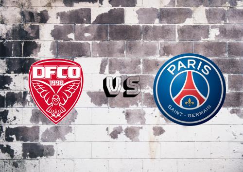 Dijon FCO vs PSG  Resumen y Partido Completo