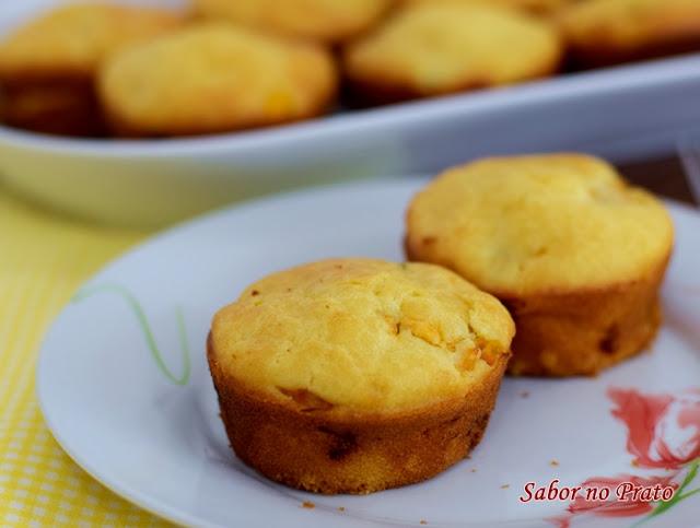 como faze muffin de frango