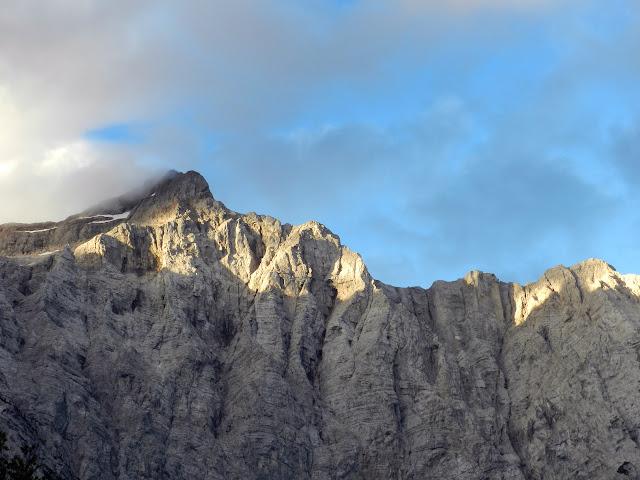 Triglav, severna stena