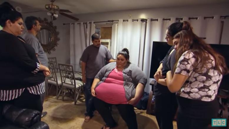 ashley r scădere în greutate tlc