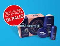 Logo Tesa Italia ''Un bagno di premi'': vinci 600 Kit di prodotti Nivea