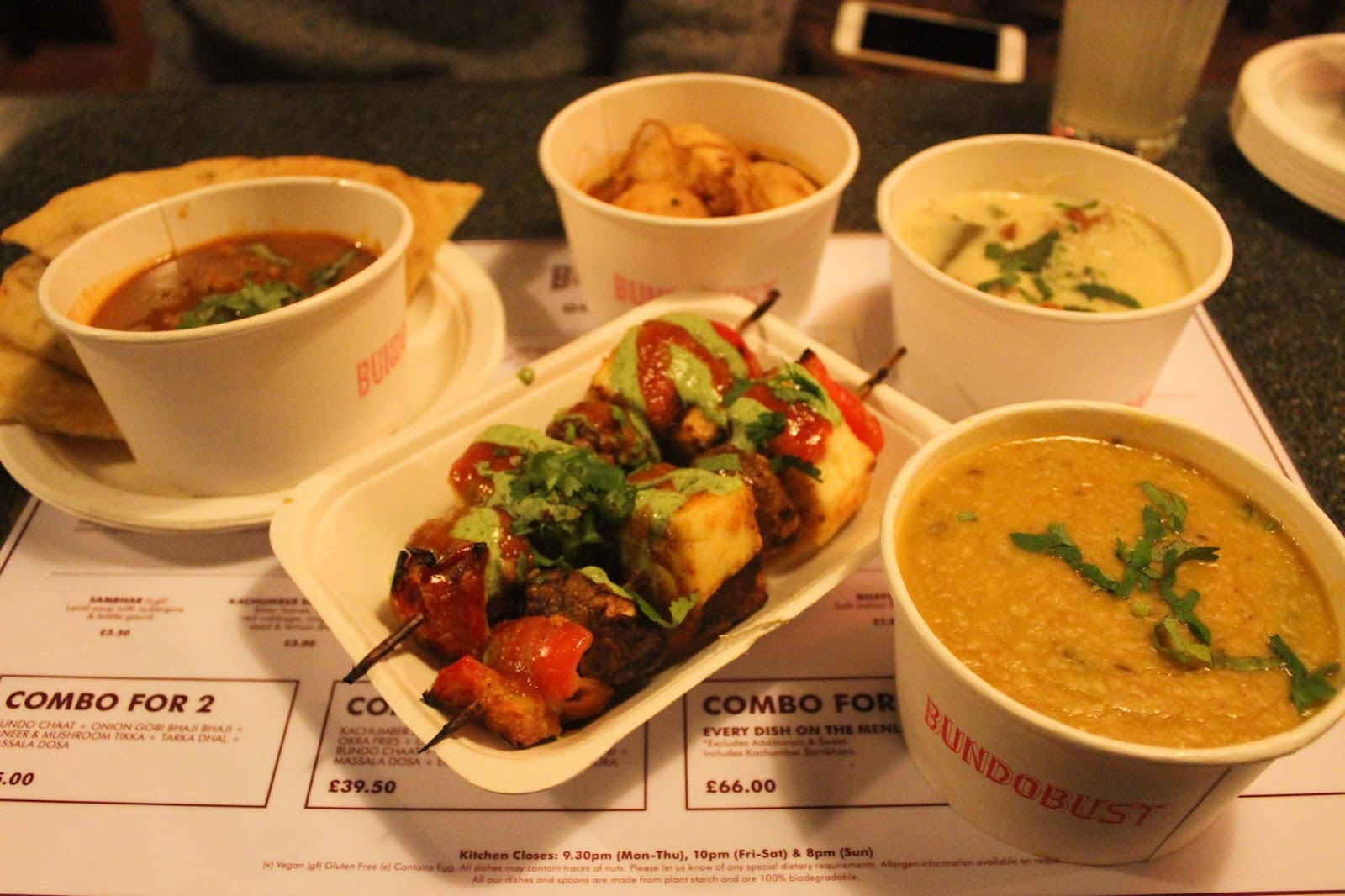 Bundobust Indian Streetfood