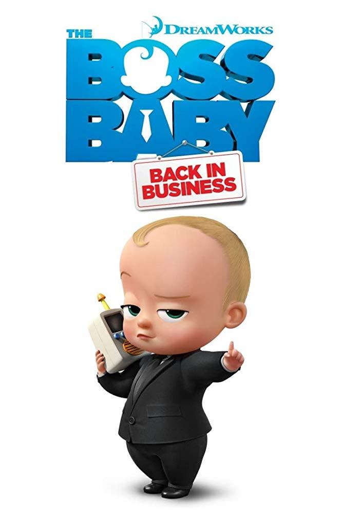 The Boss Baby (Un jefe en pañales) Temporada 1 1080p Latino/Ingles