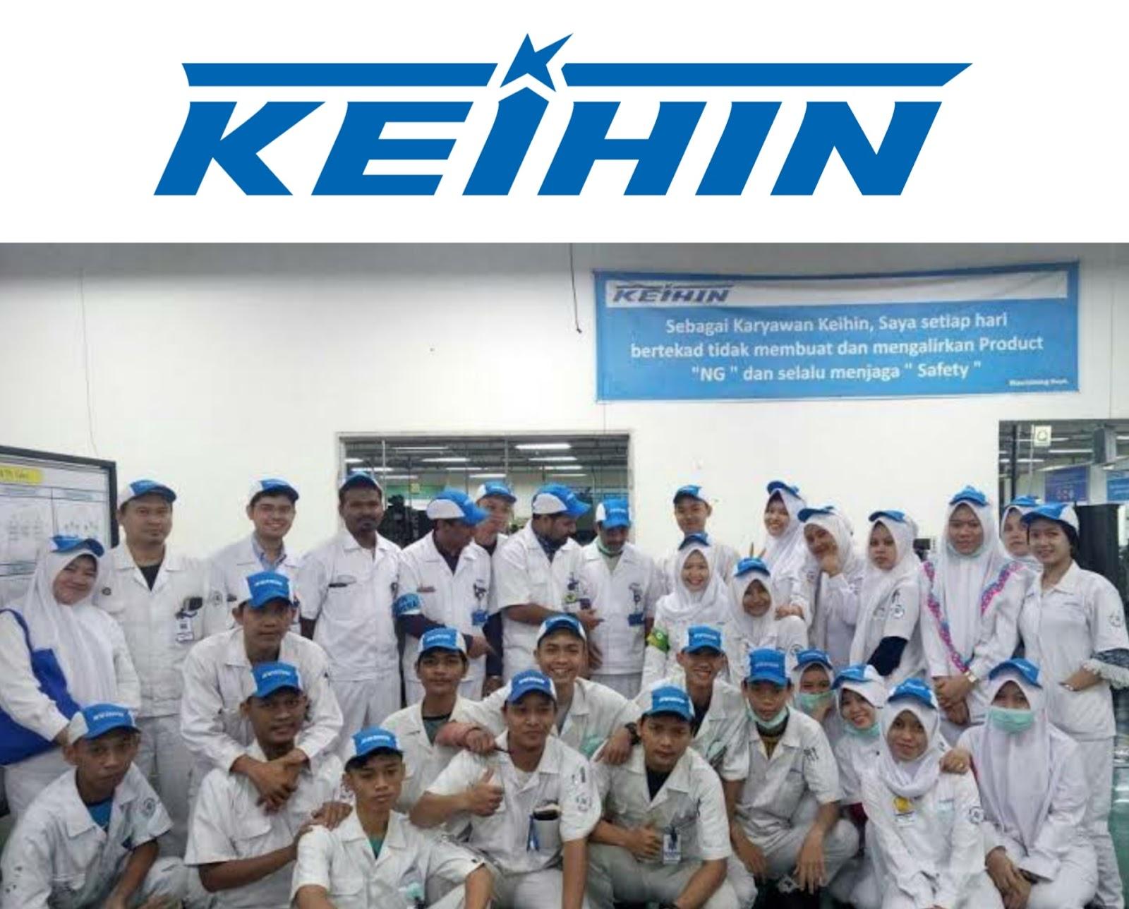 Lowongan Kerja PT Keihin Manufacturing Indonesia Terbaru
