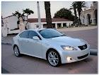 Lexus IS250 WINDOW TINT