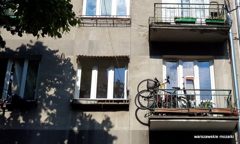 Warszawa Warsaw Mokotów kamienica Stary Mokotów przedwojenna architektura architecture