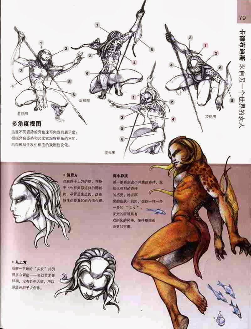 Increíble Estudio De La Anatomía Para Artistas Festooning - Anatomía ...