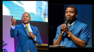 Man challenges Adeboye and one other