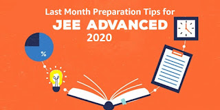 Best strategy during the last month of preparation of the JEE Advanced 2020 JEE RSS Feed JEE RSS FEED : PHOTO / CONTENTS  FROM  ACE-JEE.BLOGSPOT.COM #EDUCATION #EDUCRATSWEB