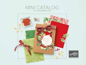 2021 July - Dec Mini Catalog
