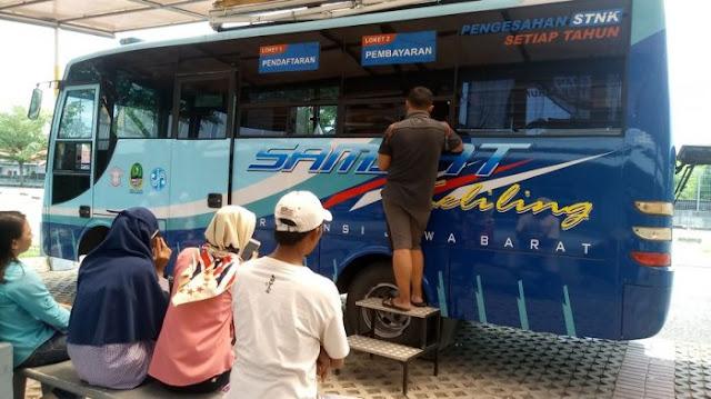 Jadwal Samsat Keliling Wilayah Indramayu dan Haurgeulis