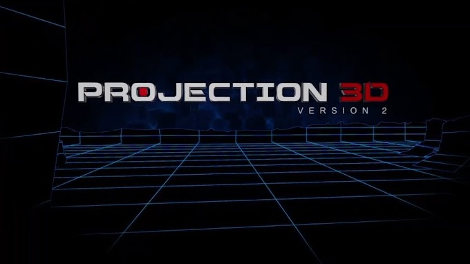 Projection 3D v2.02[AEScripts][After Effects][Plugin][WIN][MAC]