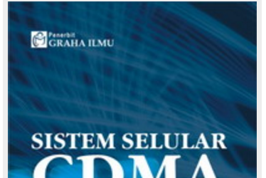 Jual Sistem Selular CDMA - DISTRIBUTOR BUKU YOGYA | Tokopedia