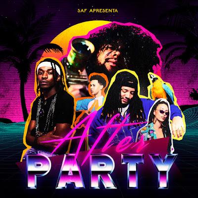 Deejay Telio & Deedz B - After Party (Afro Beat) 2019