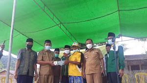 Pemkab Bima dan Baznas Provinsi NTB Resmikan Program Mahyuni dan Jamban