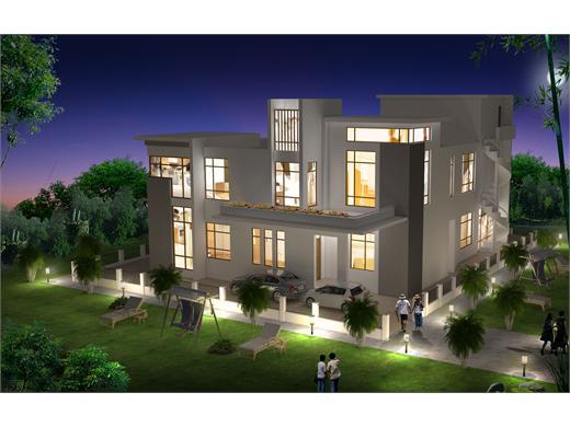 Kamshet Pune Bungalow House Design