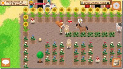 Harvest Moon : Seeds Of Memories (Game Offline)