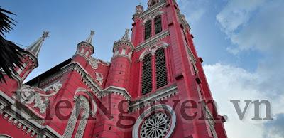 Giáng Sinh- Noel - Nhà thờ Tân Định (289 Hai Bà Trưng, Q. 3)