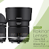 Rokinon Introduces Series II 14mm and 85mm Lenses