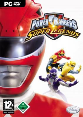 descargar Power Rangers: Super Legends para pc