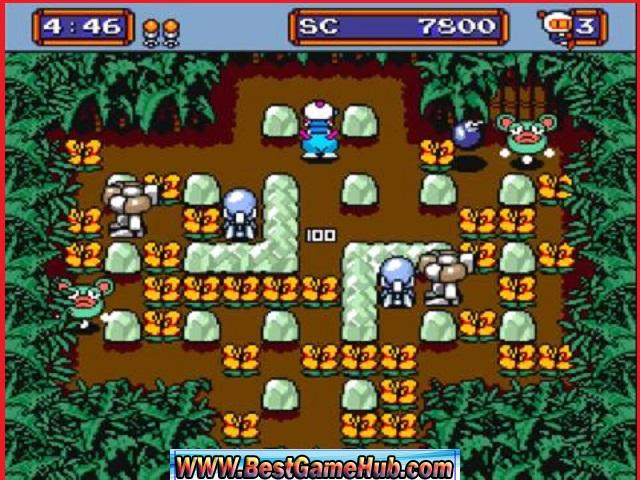 Mega Bomberman Full Version Games Free Download 100% Working