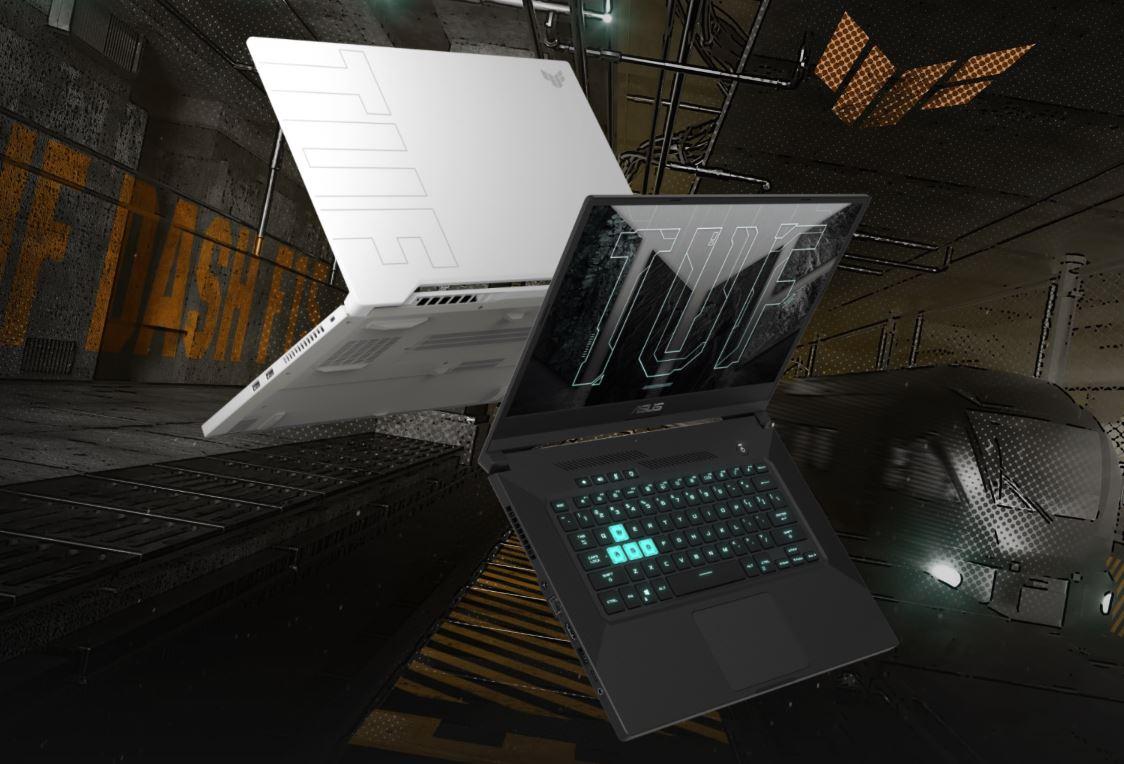 Asus TUF Dash F15 FX516PR I737C6T-O, Laptop Gaming Pertama Bertenaga Intel Core i7-11370H