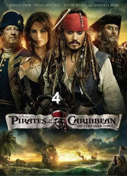 Pirates of the Caribbean 4: On Stranger Tides (2011) Full Movie [Hindi English] 480p 720p