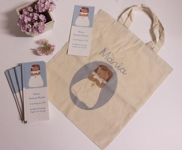 album comunion-libro firmas comunion-recordatorios-bolsa personalizada