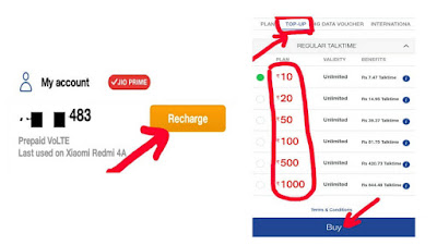 Jio iuc plan kya hai, jio iuc recharge kaise kare,jio top up plan,new jio update