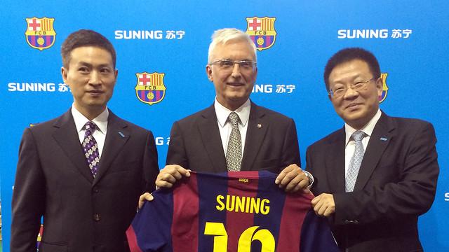 Los regionals partners comienzan a dar problemas en el Barça