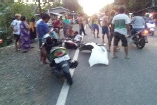 Korban Tabrak Lari di Bone Kritis, Plat Pelaku Tertinggal