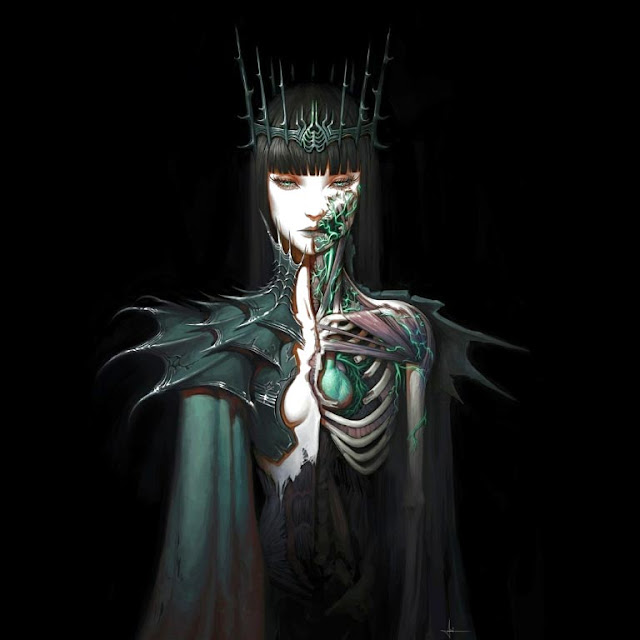 Fantasy - Woman 3.0 Wallpaper Engine