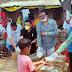 डा. तेज के सहयोग से पत्रकार संघ ने बांटा भोजन
