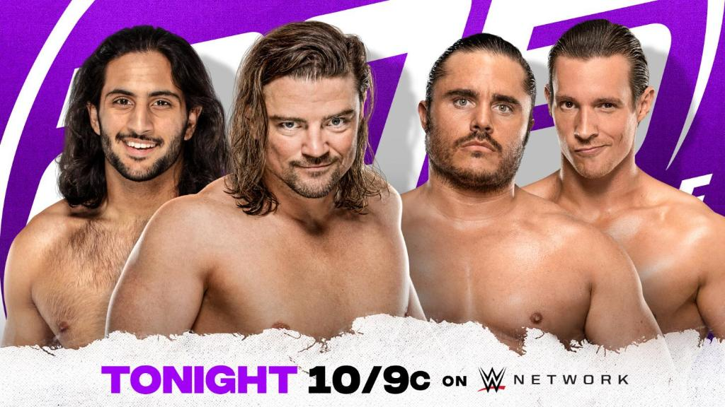 WWE 205 Live Results – October 30, 2020