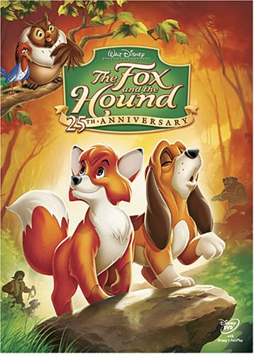 The Fox and the Hound 1981 480p 250MB BRRip Dual Audio