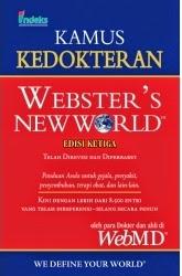 Kamus Kedokteran Webster's New World Edisi 3