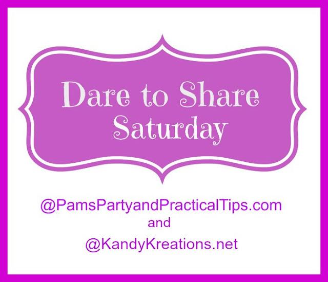 Dare To Share Saturday