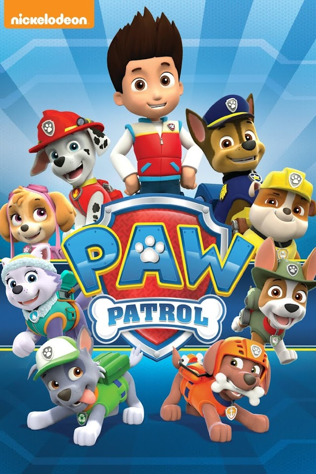 Paw Patrol: The Movie 2021 Full 1080p.Mkv HD Movie Download
